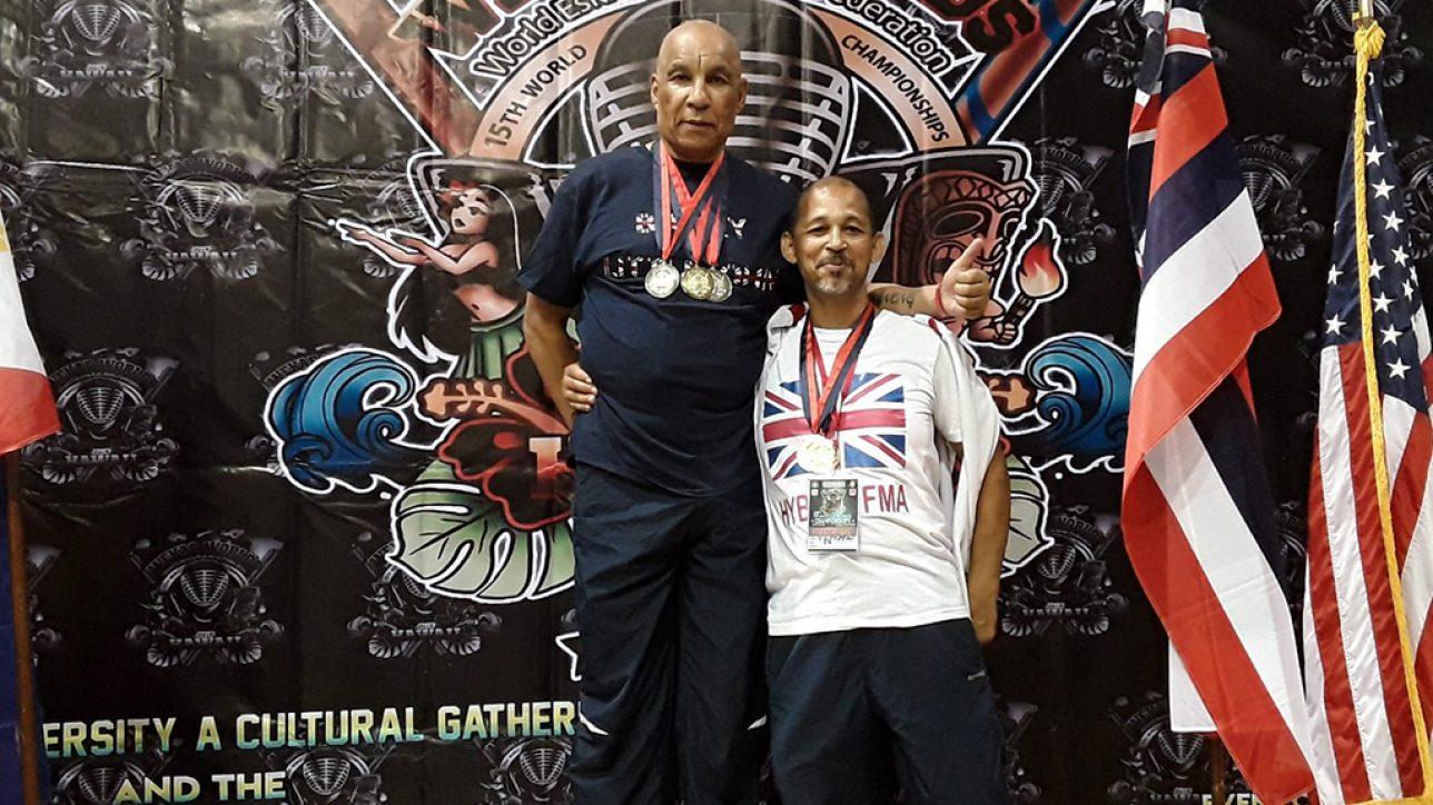 WEKAF World Championships Maui 2018
