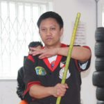 Instructor 2nd degree black belt