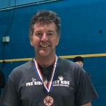 Instructor 1st degree black belt British Champion
